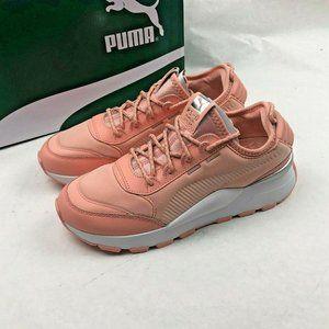 PUMA RS-0 Trophy Sneakers 369033-03 Peach Bud Pink